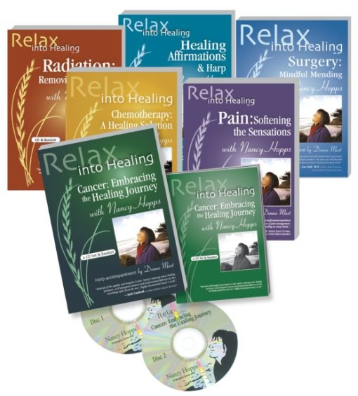 Relax Into Healing Series Collection