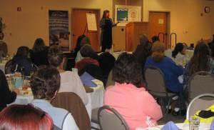 Nancy Hopps Talks