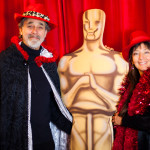 "Ken and I at ""The Oscars"""
