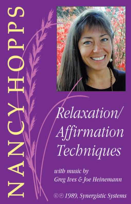 Relaxation/Affirmation Techniques Cassette