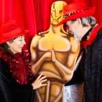 """Ken and I at """"The Oscars"""""""
